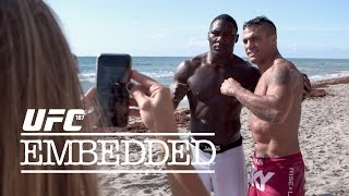 UFC 187 Embedded: Vlog Series - Episode 1