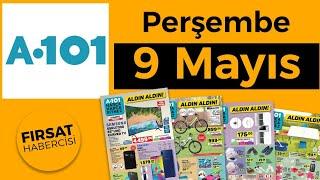 A101 9 Mayıs 2019 Aktüel Ürünleri (9 Mayıs A101 KATALOĞU)