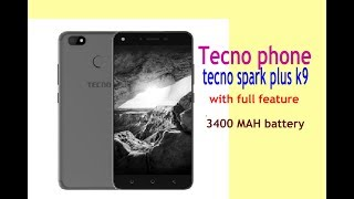 tecno spark plus k9 reivew with full features