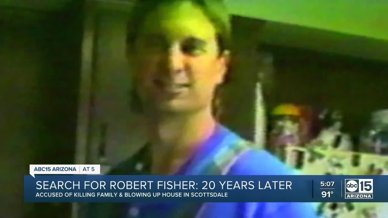 Download 20 years later: Where is Robert Fisher?