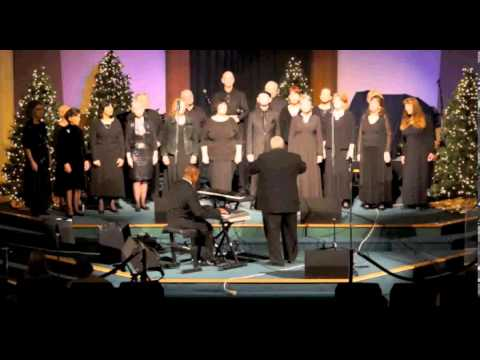 Lighthouse Singers of Marin with Chris Cella - Even Me  Christmas 2011