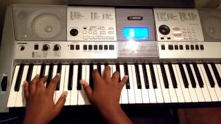 How to play Every Praise by Hezekiah Walker on piano