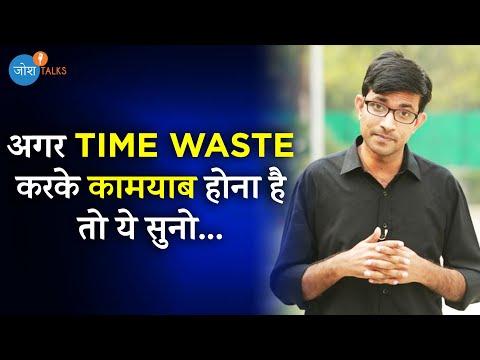 Time Waste करने से The Lallantop बनाने तक   Ashutosh Ujjwal   The Lallantop   Josh Talks Hindi