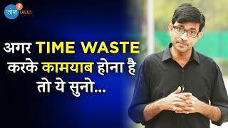 Time Waste करने से The Lallantop बनाने तक | Ashutosh Ujjwal | The Lallantop | Josh Talks Hindi