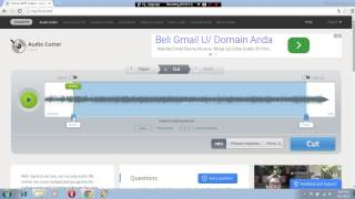how to cutting mp3 song online