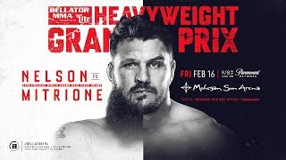 Bellator 194: Roy Nelson vs. Matt Mitrione - LIVE Weigh Ins