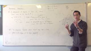 Polynomial Properties: How Many Points of Intersection?