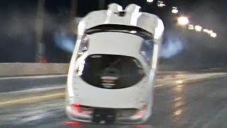 Fastest Radial Tire Car Passes Lights Out V Video Coverage