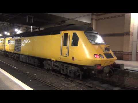 THE BANANAS RAILFORCE FLEET ON MISSIONS @ MANCHESTER
