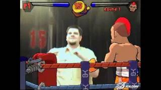EyeToy: Play 2 PlayStation 2 Gameplay - Boxing