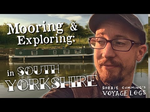 Mooring, exploring, cranking & brewing! South Yorkshire at it's finest
