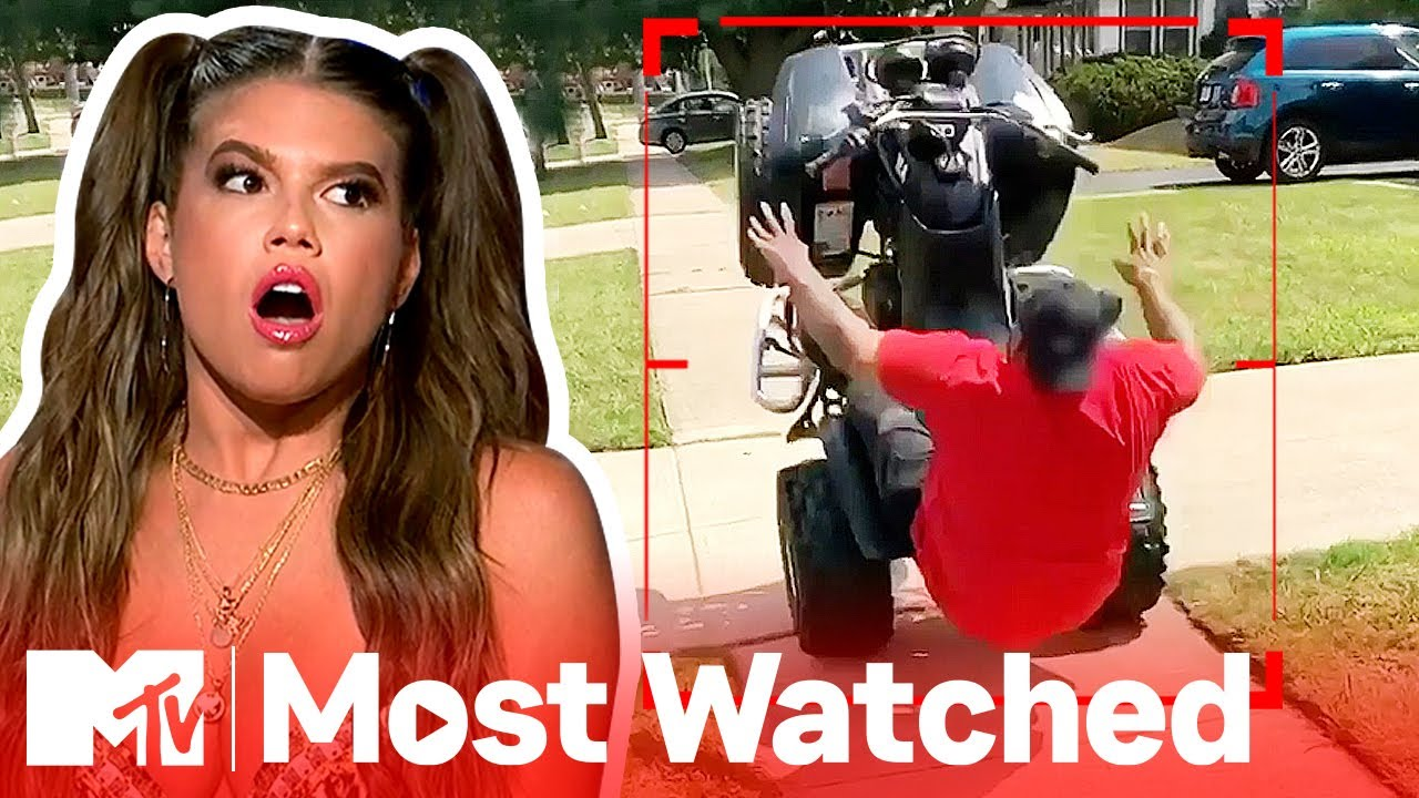 5 Most-Watched Ridiculousness Videos (July Edition) | Ridiculousness