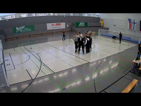 Goalball Nations Cup Berlin 2019 - 1. Spieltag.