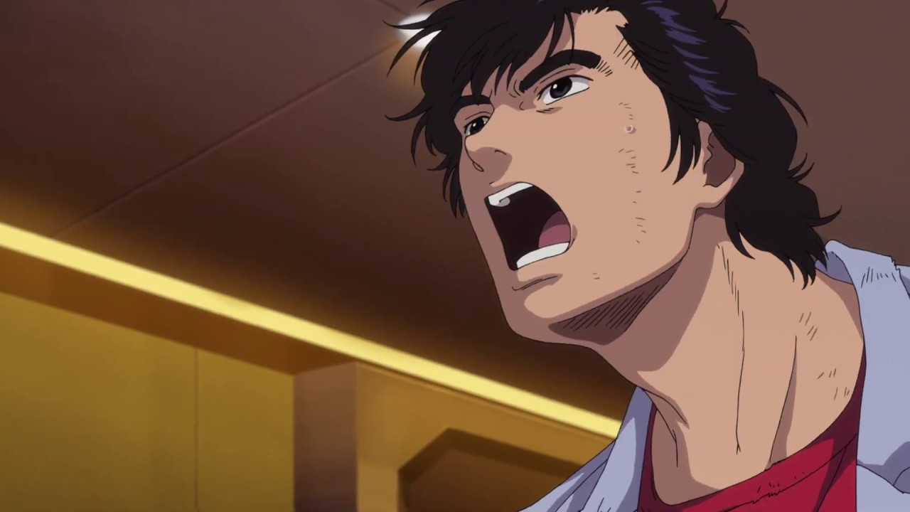 """Download City Hunter: Private Eyes (Trailer 90"""")"""