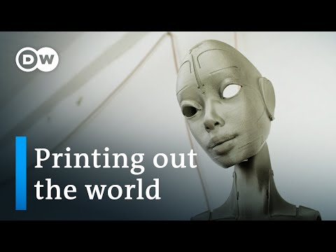The 3D printing
