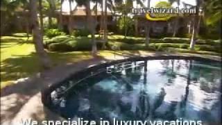 Hualalai Four Seasons Resort, Hawaii Island Vacation, video
