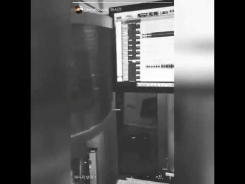 First draft\demo of Blackpink whistle