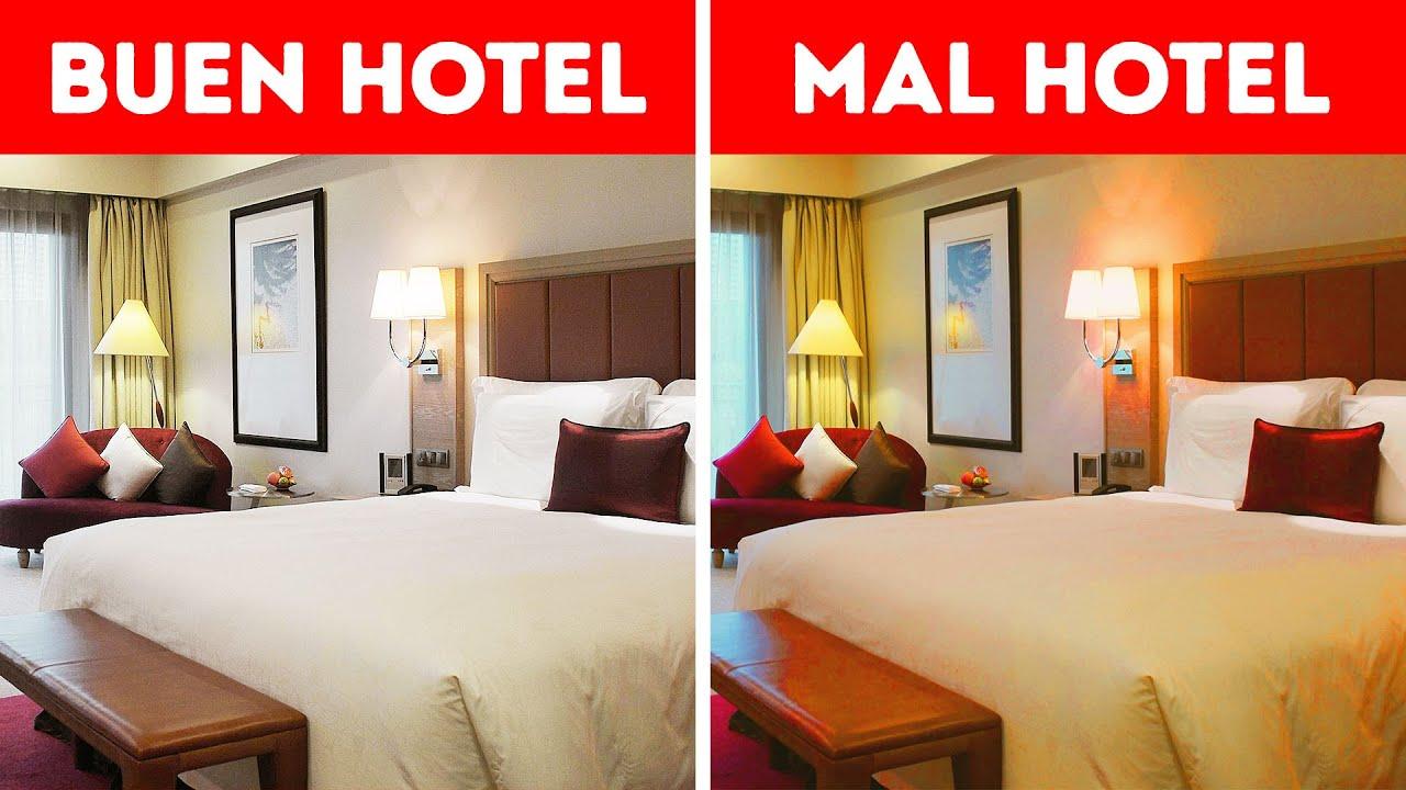 13 señales de que tu hotel es malo