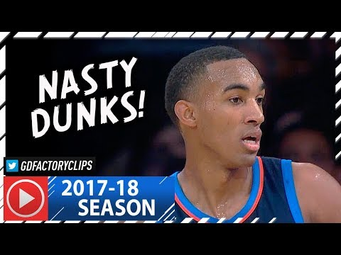 Terrance Ferguson Full Highlights vs Lakers (2018.01.03) - 24 Pts, 6 Threes, NASTY Dunks!