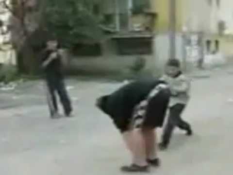 cement ball prank ....... :D