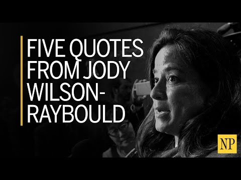 Five key quotes from Jody Wilson-Raybould's testimony