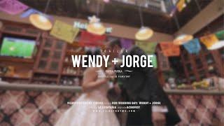 Wendy & Jorge - Wedding Film Trailer // Puebla, Puebla
