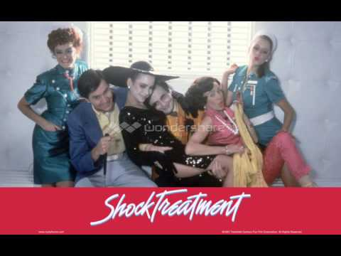 shock treatment FULL ALBUM