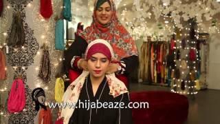 Niqabeazae Couture Hijabeaze Latest collection