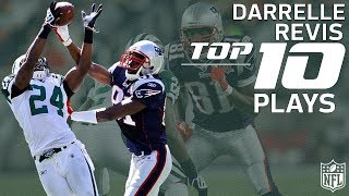 Darrelle Revis' Top 10 Plays of Career | NFL Highlights