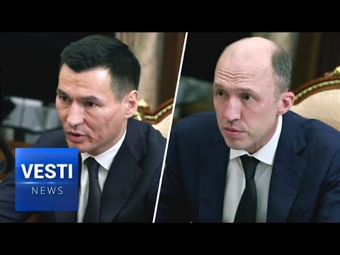 Spring Cleaning in Russia! Putin Appoints 5 New Acting Governors to Fight Corruption!