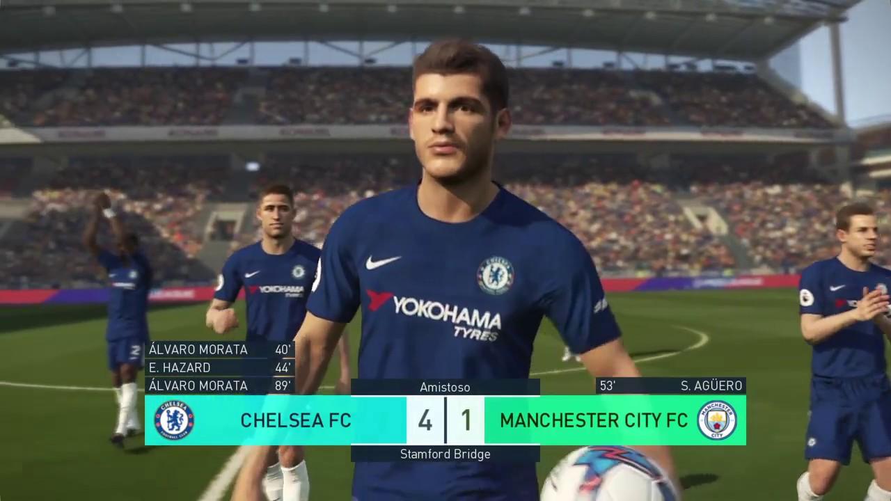 Chelsea Vs Manchester City 2017: Chelsea Vs Manchester City Matchweek 7 Premier League 2017
