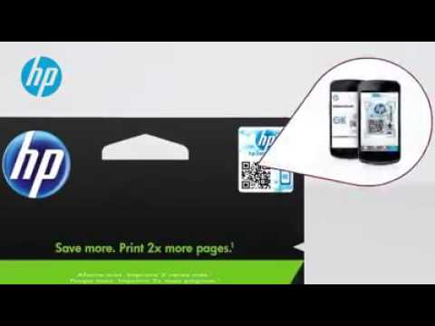 100% Genuine HP Ink Cartridges