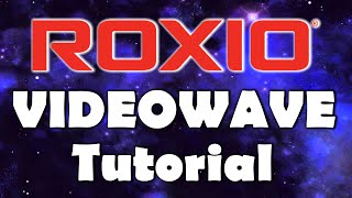 How To Remove Black Bars in Roxio VideoWave
