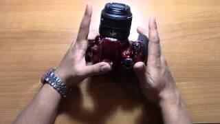 Nikon D3300 с объективом 18-55 VR Kit. Обзор и распаковка фотокамеры.(Общие характеристики Тип камеры зеркальная Производитель Nikon Дата выхода на рынок 2014 г Full..., 2014-09-01T14:51:55.000Z)