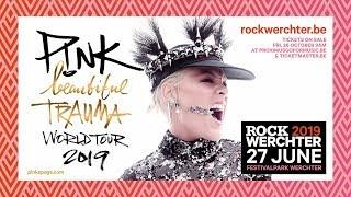 P!NK   Rock Werchter 2019
