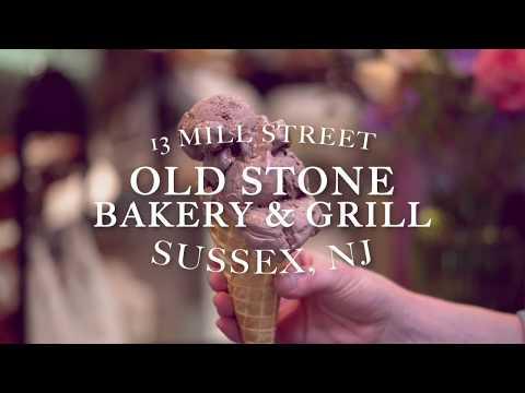 Old Stone: Homemade Ice Cream