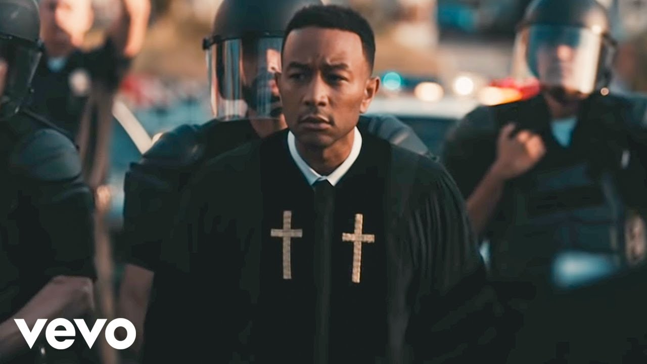 Download John Legend - Preach (Official Video)