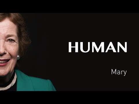 Mary's interview - IRELAND - #HUMAN