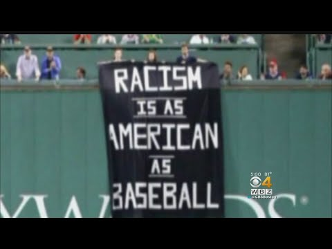 Fenway Park Banner Gets Attention; Message Was Confusing