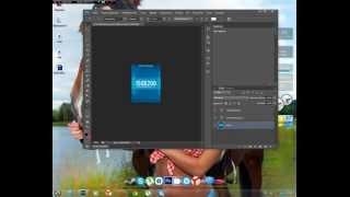 Как изменить PSD файл под себя, обработка - Photoshop