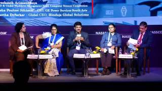 nasscom diversity and inclusion summit 2017 future of workplace