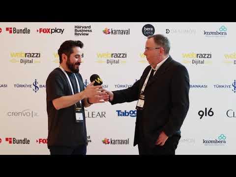 Webrazzi Dijital 2019'da, 9:16'nın kurucu ortağı Cihan Ergür'le mobil ve markalar odağında konuştuk  - Webrazzi