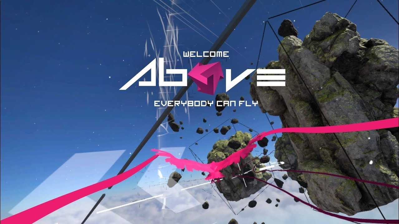 Image result for Welcome Above VR