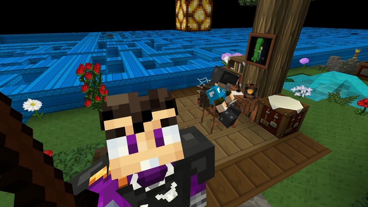El Misterio Del Laberinto Apocalipsisminecraft4 Episodio 89 Vegetta Y Willyrex Youtube
