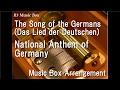 The Song of the Germans (Das Lied der Deutschen)/National Anthem of Germany [Music Box]