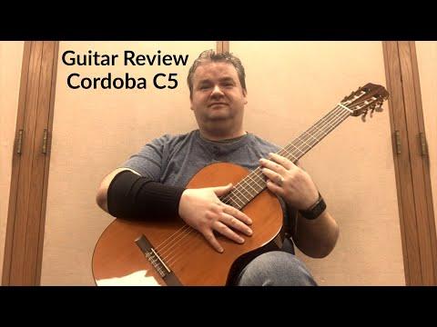 Guitar Review Cordoba C5 Classical