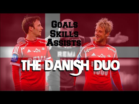 Mike Jensen & Tobias Mikkelsen | The Danish Duo | Rosenborg BK (2015)