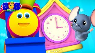 Hickory Dickory Dock | Nursery Rhymes And Kids Songs | Videos for Babies