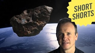 In The Future... Asteroids Will Save Earth