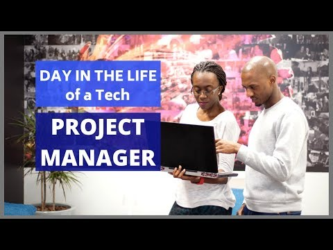 A Day In The Life Of An IT Project Manager!